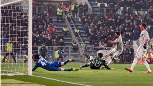 Miralem Pjanić asistent, Juventus razbio Sassuolo