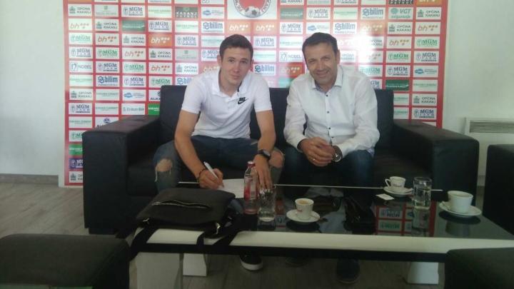 Filip Arežina potpisao za Mladost