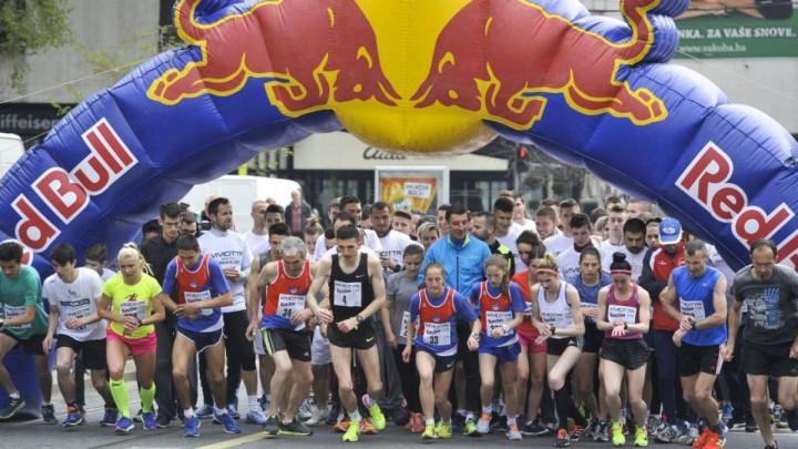 Međunarodna atletska gradska trka 24. put u Sarajevu