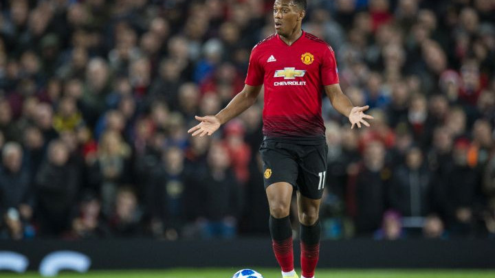 Martial odbio ponudu Manchester Uniteda