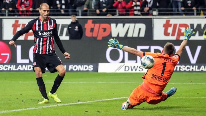 Eintracht deklasirao Bayer