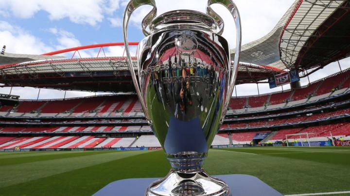 Završnica Lige prvaka će se igrati na dva stadiona!