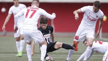 Partizan uz dosta muke do polufinala Kupa