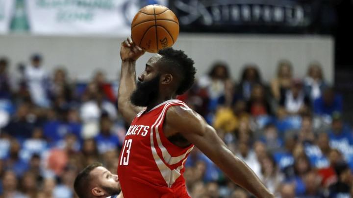 Sjajni Harden i nova ubjedljiva pobjeda Rocketsa