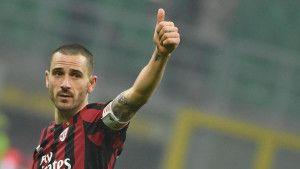 Bonucci: Gattuso je sve promijenio, Milan je ponovo tim