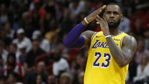 LeBron: Dao sam sve što sam mogao Clevelandu, sjajno je dobiti podršku navijača