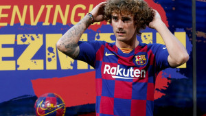 Pokrenuta istraga protiv Barcelone zbog transfera Antoinea Griezmanna