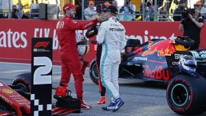 """Vettel se """"napušio"""" tokom vožnje?"""