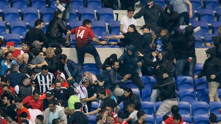 UEFA odredila kazne za Lyon i Bešiktaš
