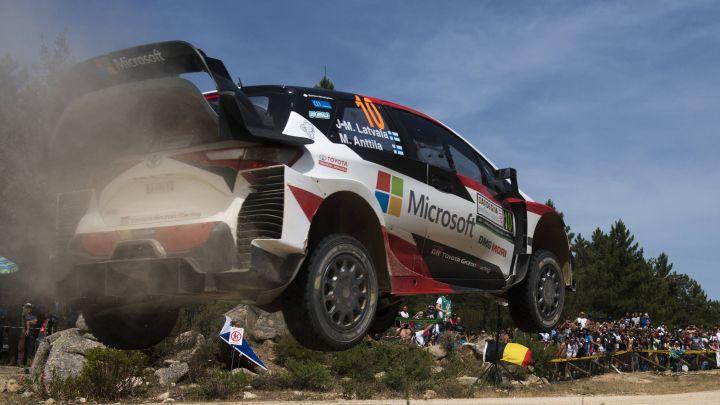 WRC: Paddenovu grešku iskoristio Tanak