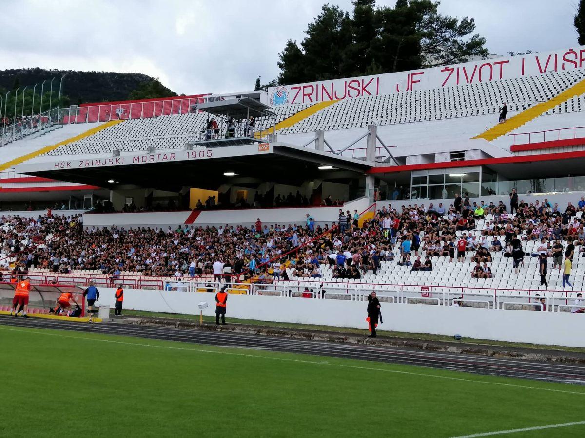 Tribine se pred derbi lagano popunjavaju, stiže podrška i za FK Velež