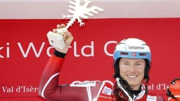 Kristoffersenu pripao slalom u Val d'Isereu
