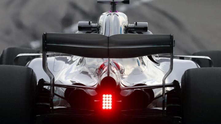 Dominacija Mercedesa na zadnjem treningu pred kvalifikacije