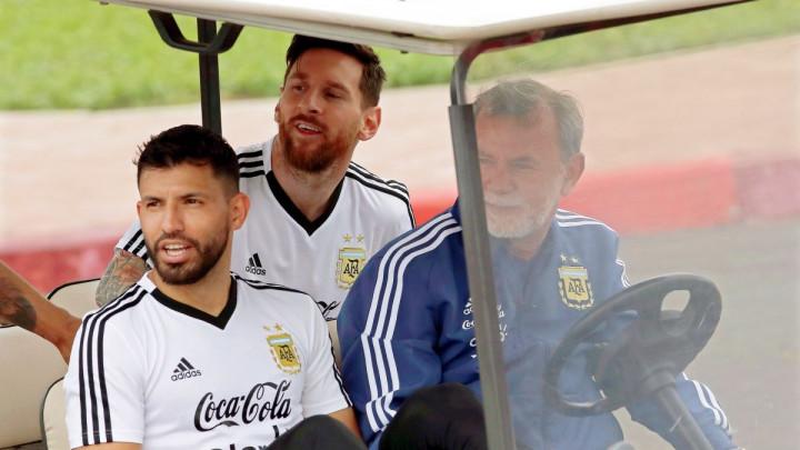 Za sve je kriv Aguero: Igra u životnoj formi, a zbog bizarnog razloga i Messija nije dobio poziv