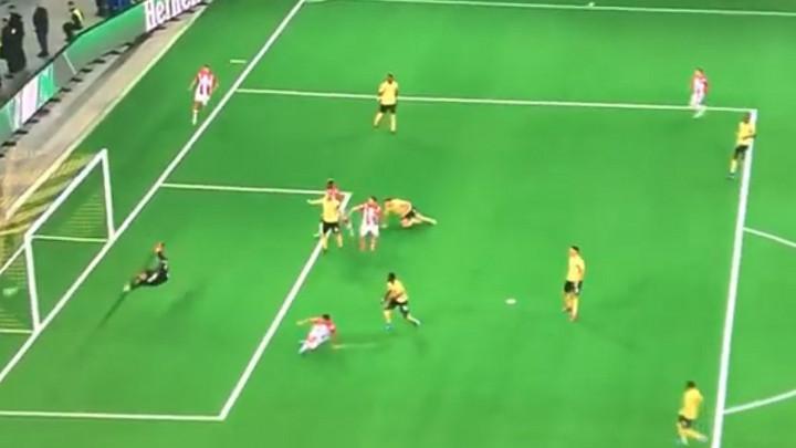 Kakav preokret! Garcia pogodio u debiju, Zvezda vodi u Bernu!