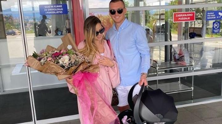 Haris Duljević postao otac, brojni bh. nogometaši mu čestitali