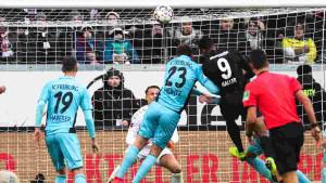 Eintracht rutinski, Stuttgart nije uspio izbjeći poraz