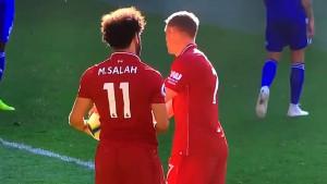 Možda je prva zvijezda, ali saigraču nije smio reći ništa: Milner oteo loptu Salahu i izveo penal