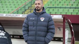 Maksimović nakon nove pobjede Borca: Najbitnija su tri boda, mi se dosta toga pitamo do kraja sezone