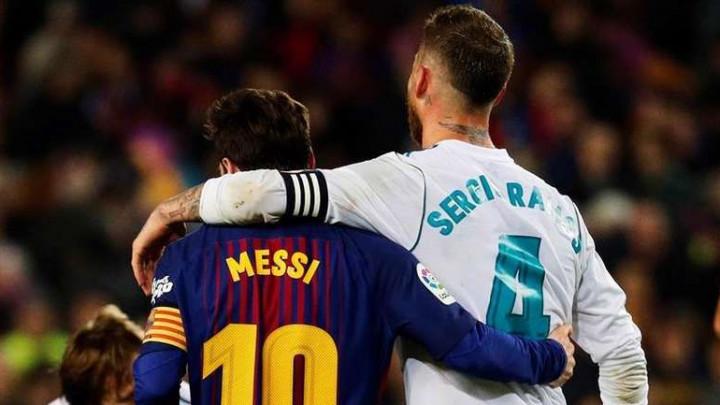 Ramos: Poštujem Maradonu, ali je Messi miljama daleko ispred njega