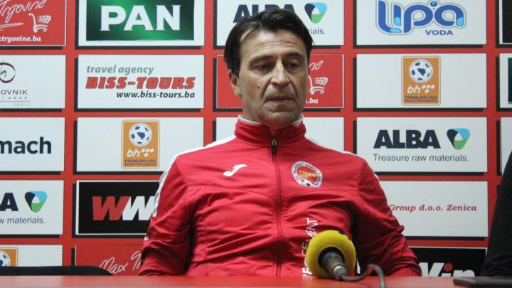 Zildžović: Rijetko gdje ima ovakvih navijača kao u Zenici i zato Čeliku kapa do poda