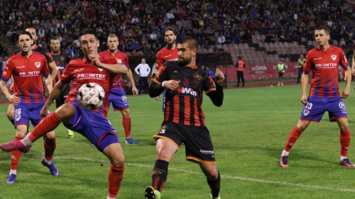 Osmanović: Profesionalci smo i kada izađemo na teren, sve ostavljamo po strani