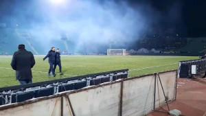 Scena kakva se na Koševu ne viđa baš često: Kako su navijači FK Sarajevo ispratili Baljića?