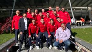 Mostar SG se sprema za Ligu prvaka
