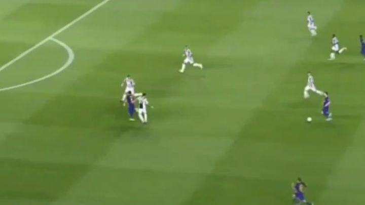 Messi konačno matirao Buffona