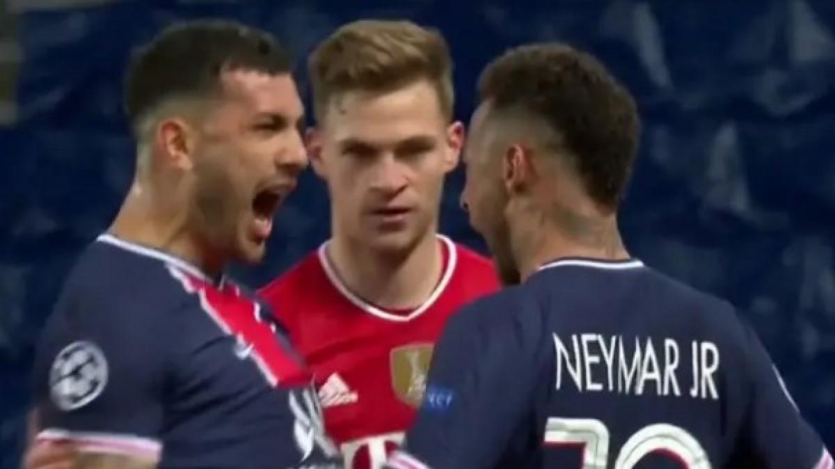 Neymar o slavlju u lice Joshue Kimmicha: Slučajno...