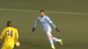 Edin Višća doveo Bašakšehir u vodstvo nakon samo osam minuta igre