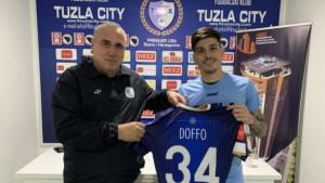 Argentinac potpisao za FK Tuzla City