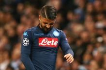 Insigne: Vidjet ćemo hoću li moći igrati protiv Intera