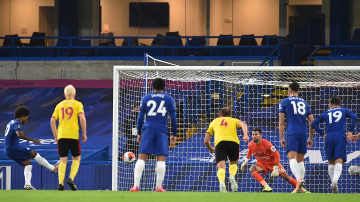 Chelsea se poigrao s Watfordom