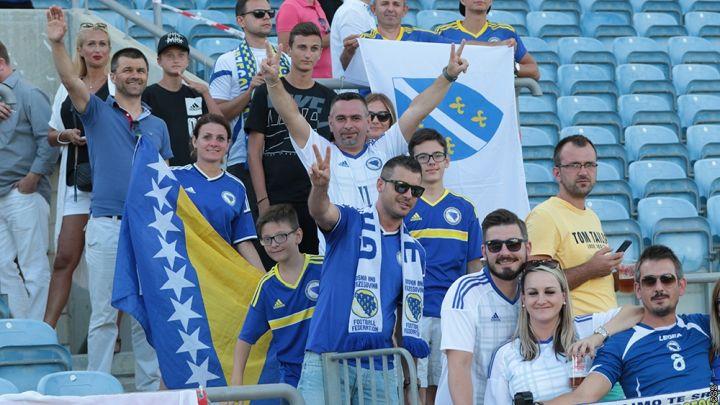Rekordno mali broj navijača pratio meč Gibraltar i BiH