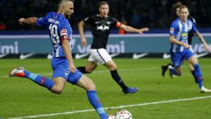 Hertha uvjerljiva protiv Arminije Bielefeld, Ibišević postigao gol