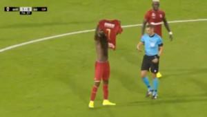 """Zabio """"za prolaz"""", zaboravio da ima žuti karton, skinuo dres i zagorčao život svom timu"""