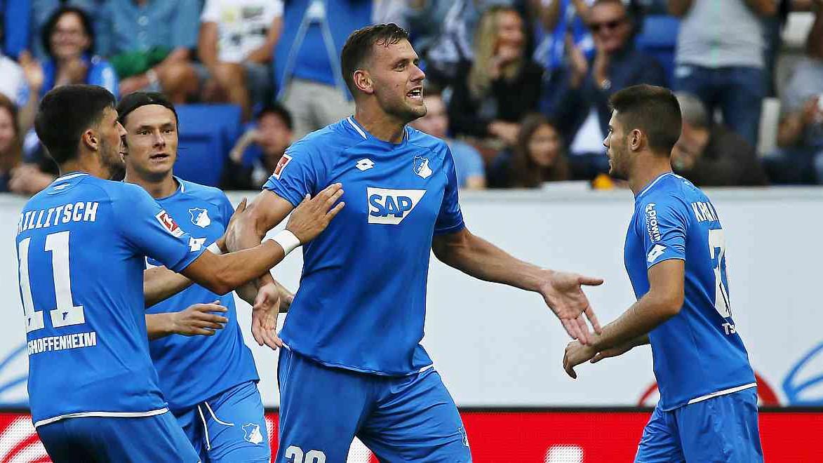 Hoffenheim preokretom do pobjede, povreda Bičakčića