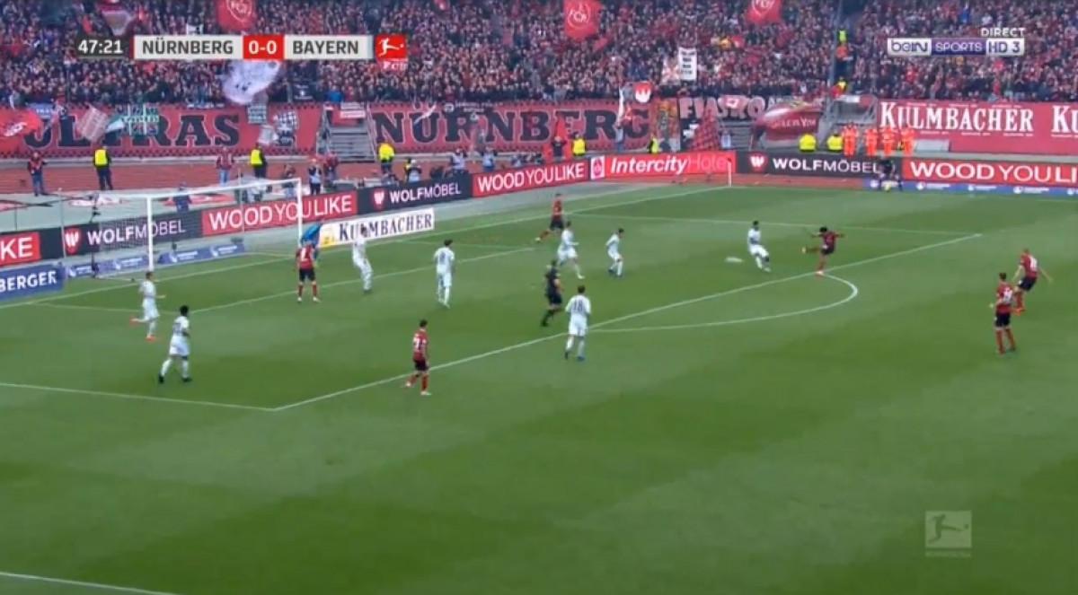 Šok u Nurnbergu, domaći poveli protiv Bayerna!