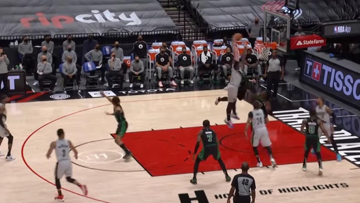 Nurkićev potez među najboljim u protekloj NBA noći