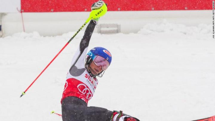 Mikaela Shiffrin ostvarila 15. pobjedu u sezoni i oborila rekord