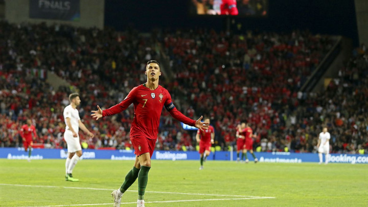 Niko za reprezentaciju ne igra tako dobro kao Ronaldo