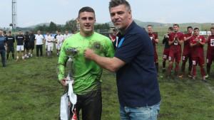 Belmin Dizdarević najbolji golman Kupa prijateljstva
