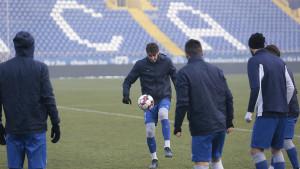 Kemal Osmanković se vratio treninzima FK Željezničar