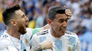 """Di Maria poslao screenshot Messiju kada je čuo da želi otići iz Barcelone: """"Odgovor će ostati tajna"""""""