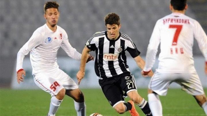 Radnički savladao Partizan