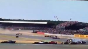Veliki incident već u prvom krugu trke Formule 1