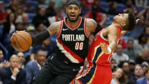Portlandu ne pomaže ni Carmelo Anthony, Davis i LBJ nezaustavljivi
