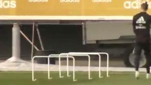 Bale po starom: Ponašanjem na treningu razbjesnio navijače