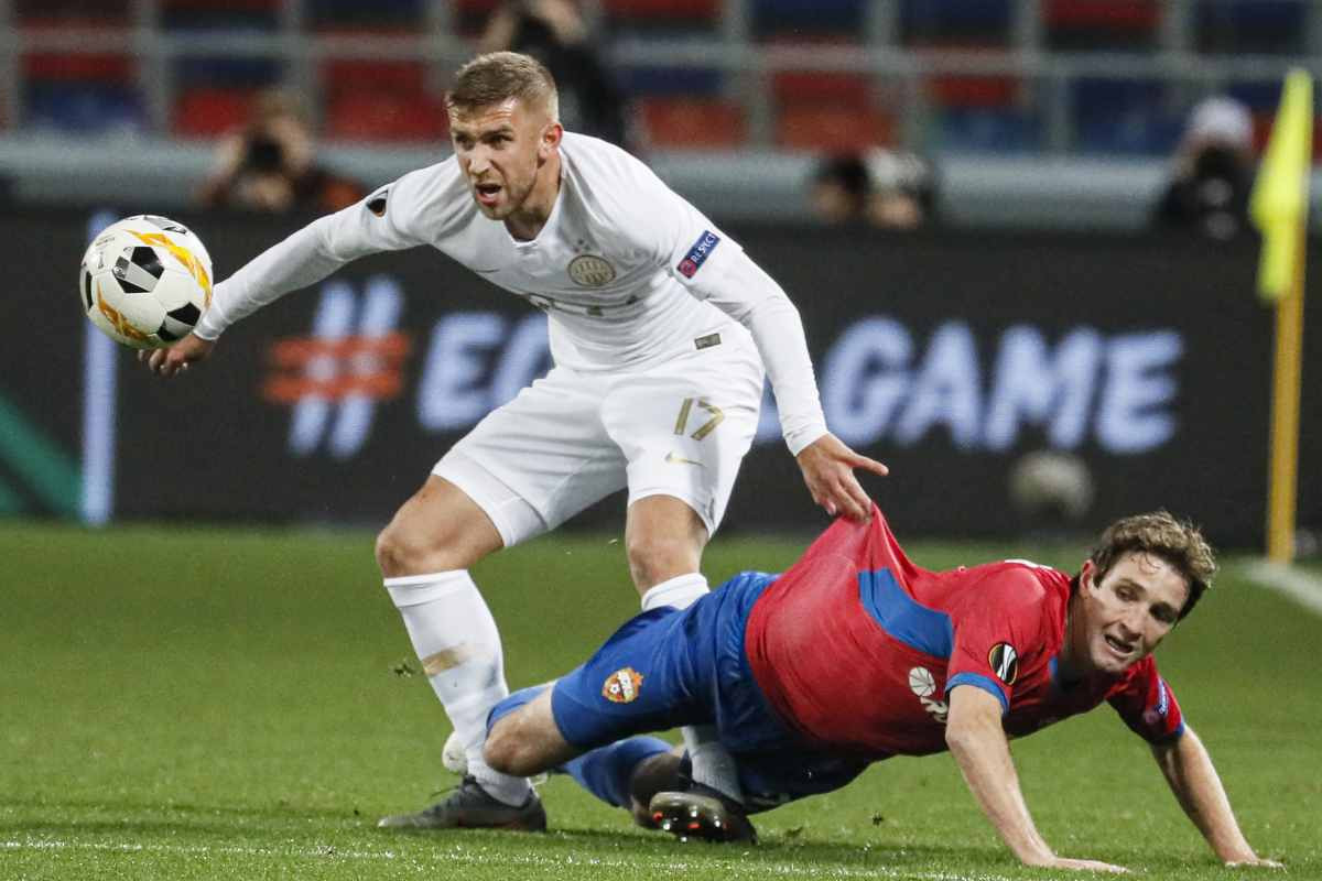 Ćivić nagrađen za dobre igre u Ferencvarošu